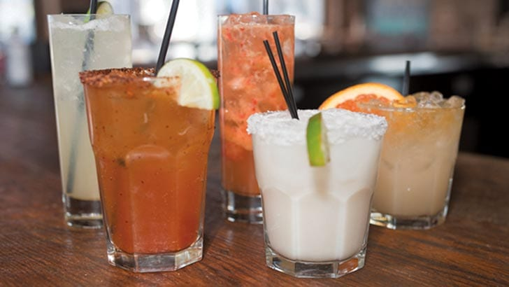 CINC-OH!: CHECKING IN ON THE LIBATIONS AT SOUTHIE'S NEW MEXICAN STRONGHOLD
