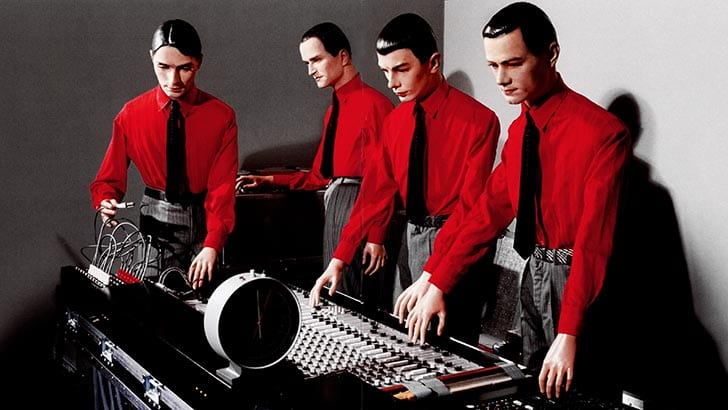 SOLD OUT: KRAFTWERK ADDS DIMENSION TO THEIR LEGACY