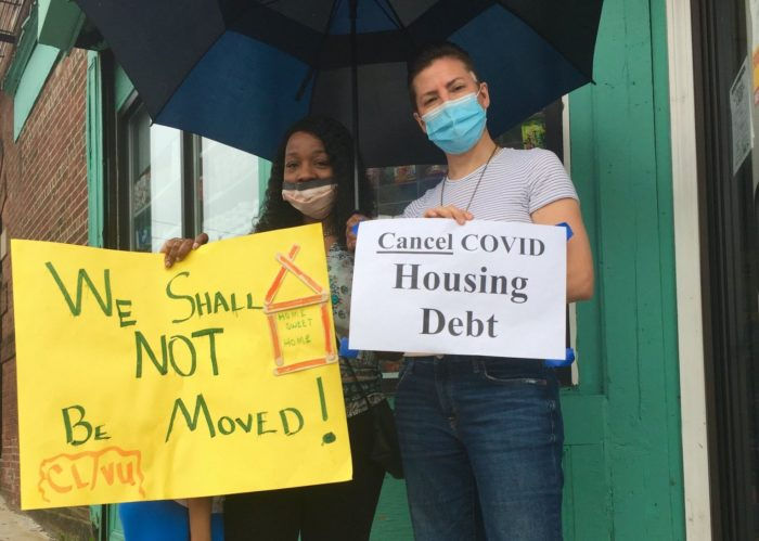 MASS SPENT MILLIONS ON COVID CONSULTANTS TO RATIONALIZE LETTING EVICTION  MORATORIUM EXPIRE