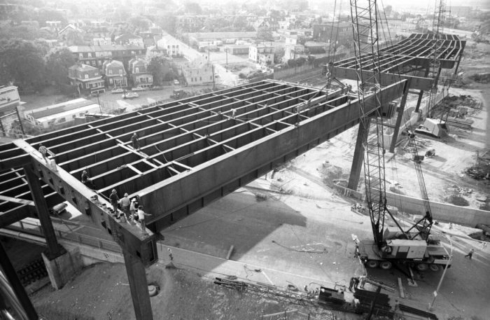 INVESTIGATING THE INTERSTATE: THE HISTORY OF I-93'S CONSTRUCTION
